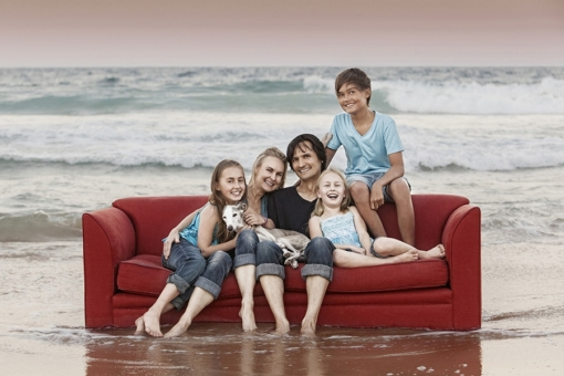 family photography northern beaches